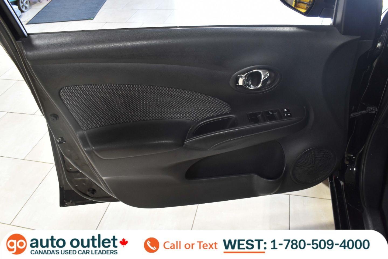 2014 Nissan Versa SV for sale in Edmonton, Alberta