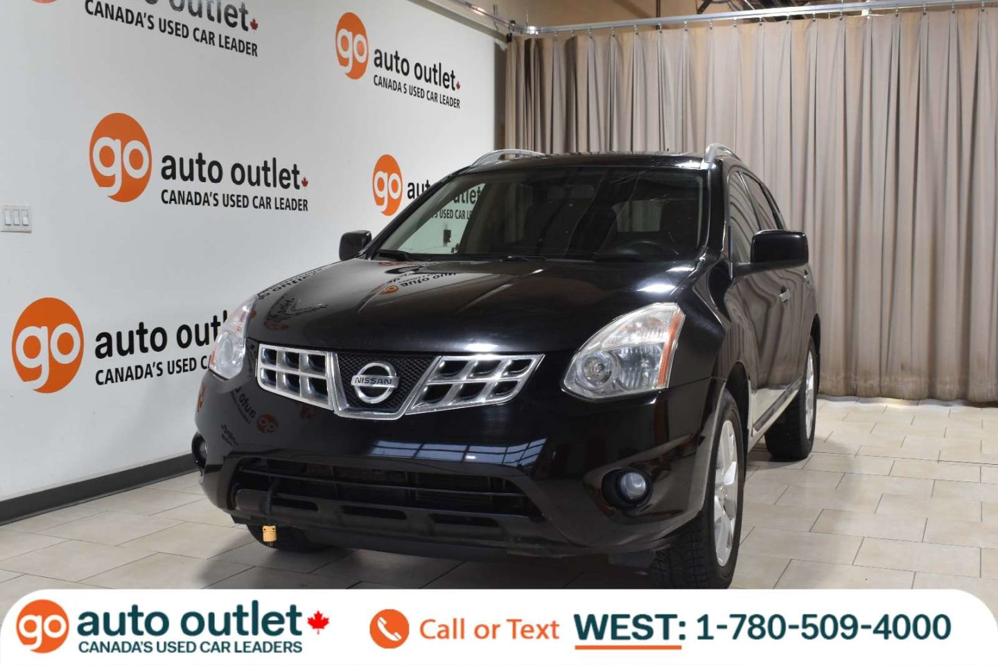 2012 Nissan Rogue SV for sale in Edmonton, Alberta