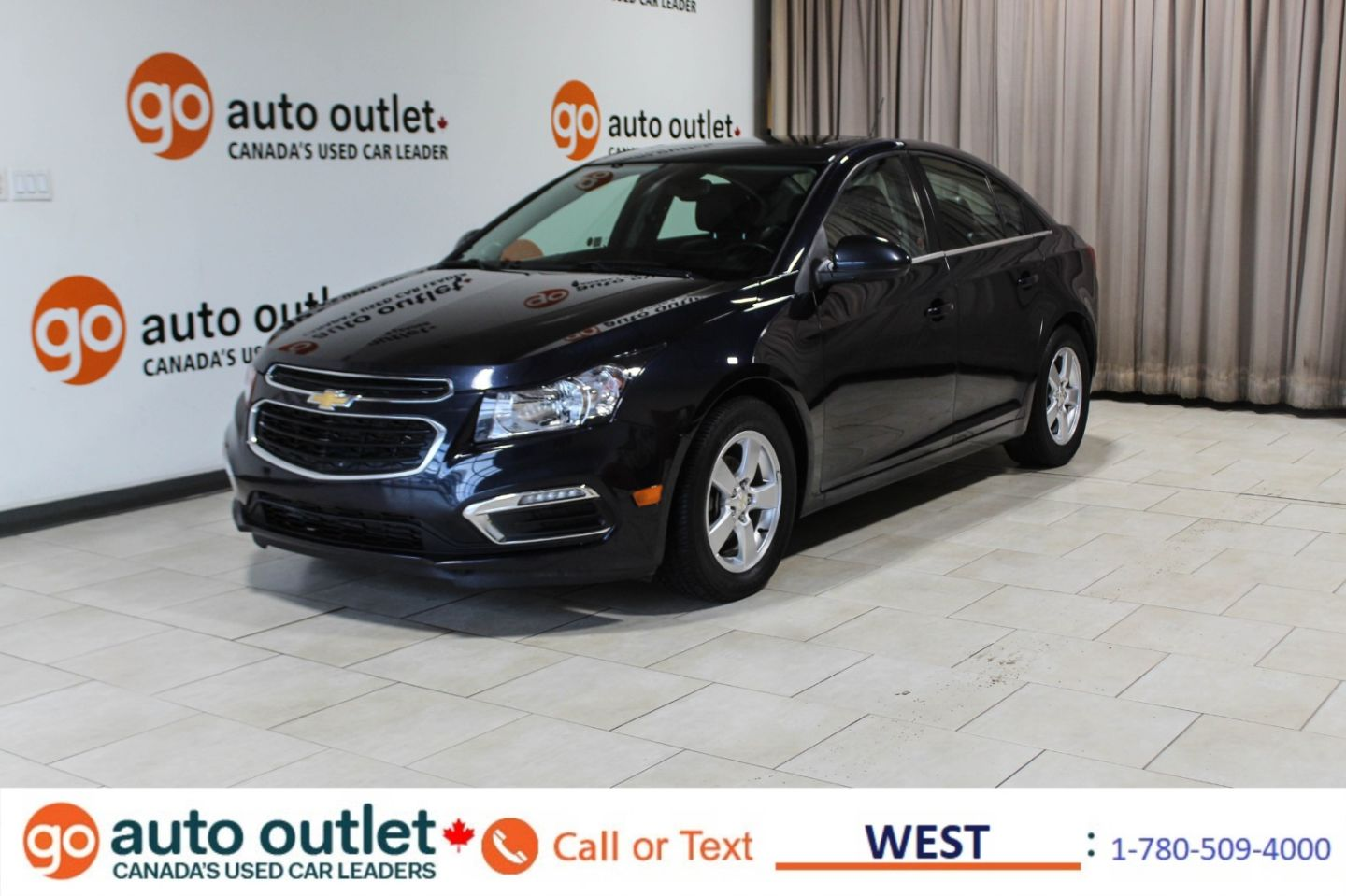 2016 Chevrolet Cruze Limited LT for sale in Edmonton, Alberta