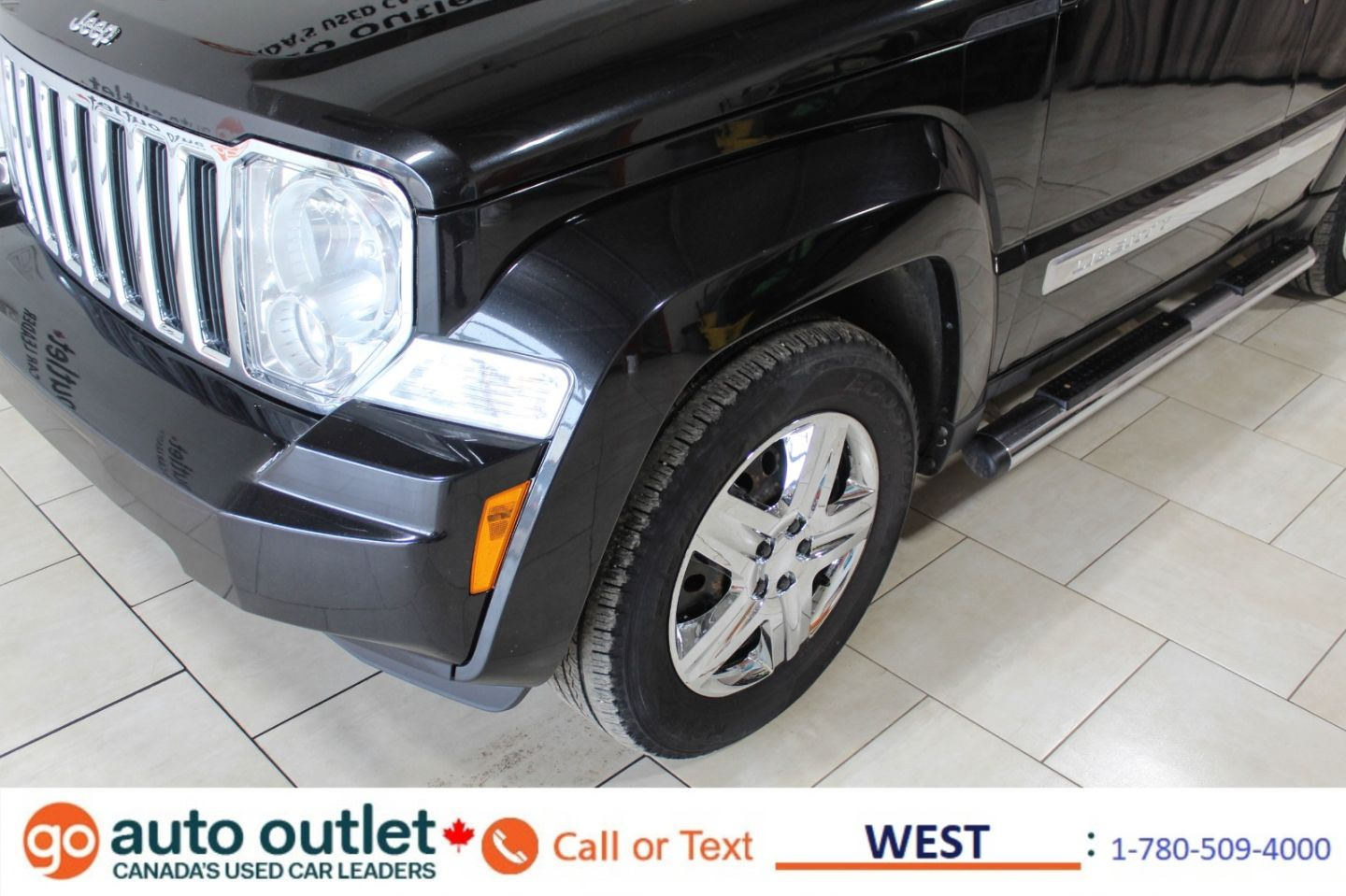 2010 Jeep Liberty Limited Edition for sale in Edmonton, Alberta