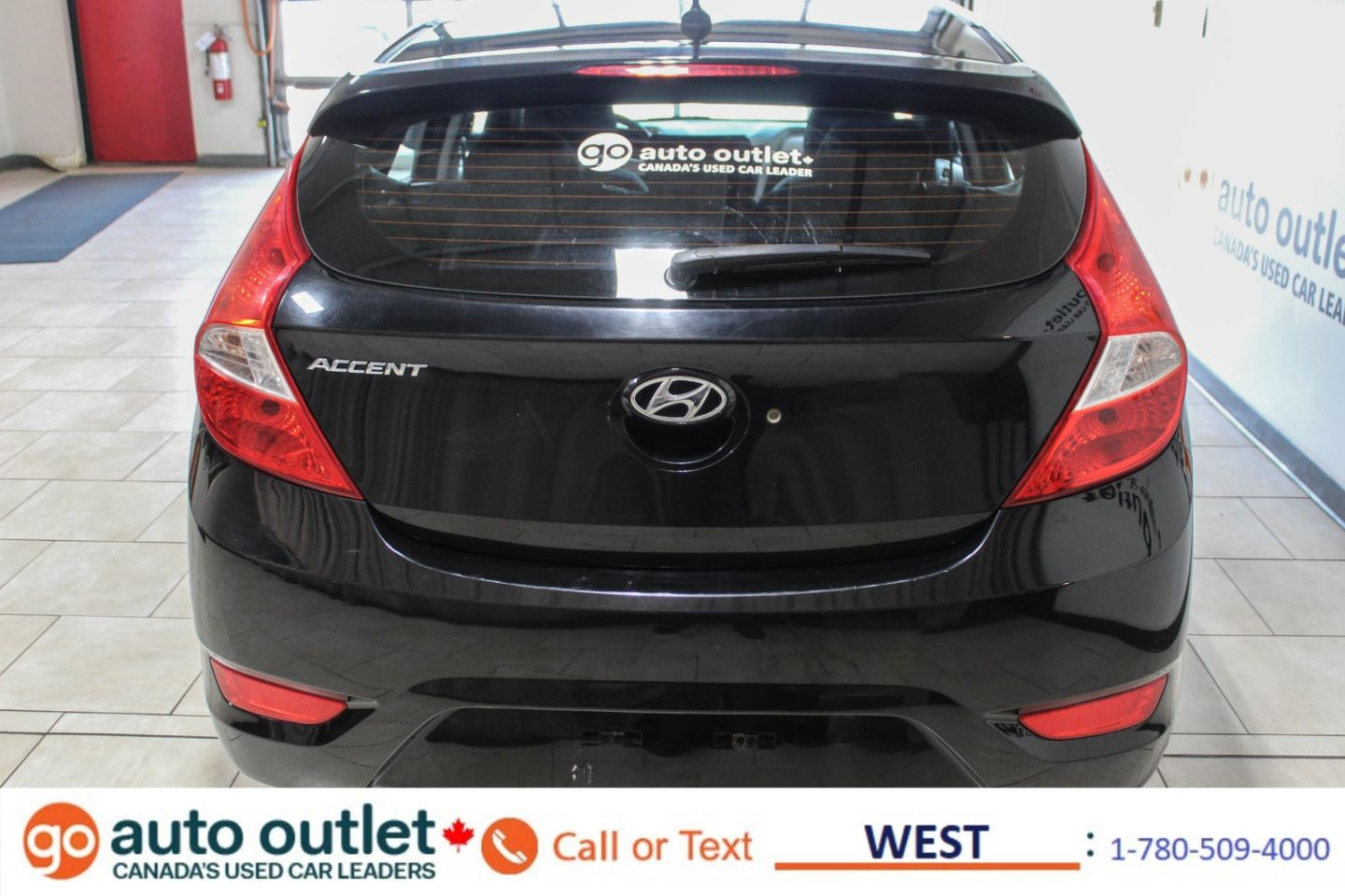 2016 Hyundai Accent L for sale in Edmonton, Alberta