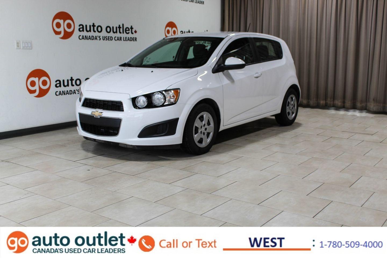 2016 Chevrolet Sonic LS for sale in Edmonton, Alberta