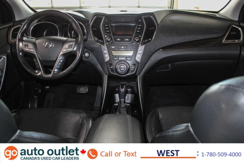2013 Hyundai Santa Fe SE for sale in Edmonton, Alberta