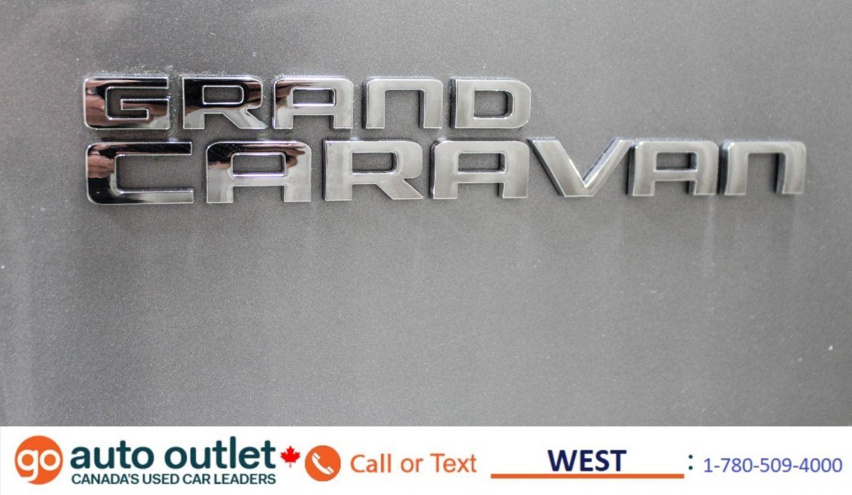 2015 Dodge Grand Caravan Crew for sale in Edmonton, Alberta