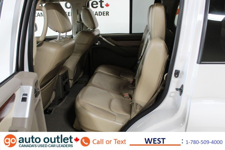 2012 Nissan Pathfinder LE for sale in Edmonton, Alberta