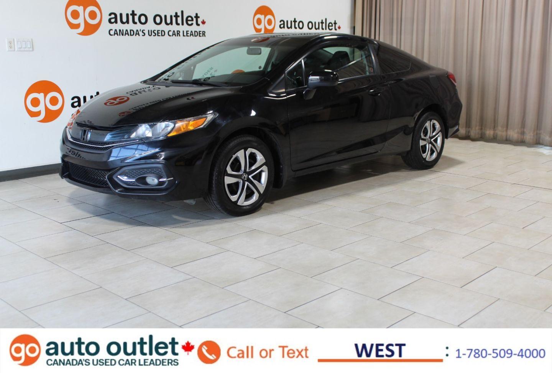 2015 Honda Civic Coupe EX-L for sale in Edmonton, Alberta