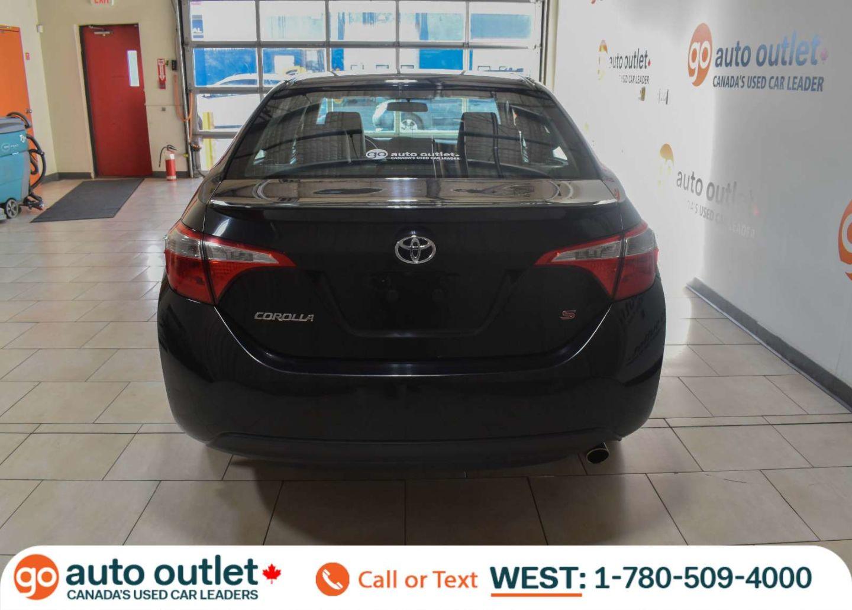 2015 Toyota Corolla S for sale in Edmonton, Alberta