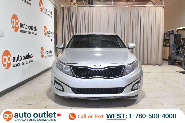 2015 Kia Optima LX for sale in Edmonton, Alberta