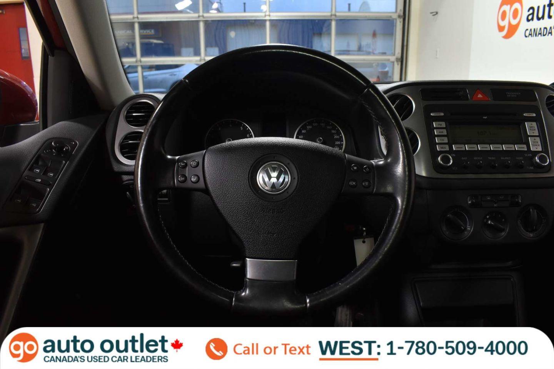 2009 Volkswagen Tiguan Trendline for sale in Edmonton, Alberta