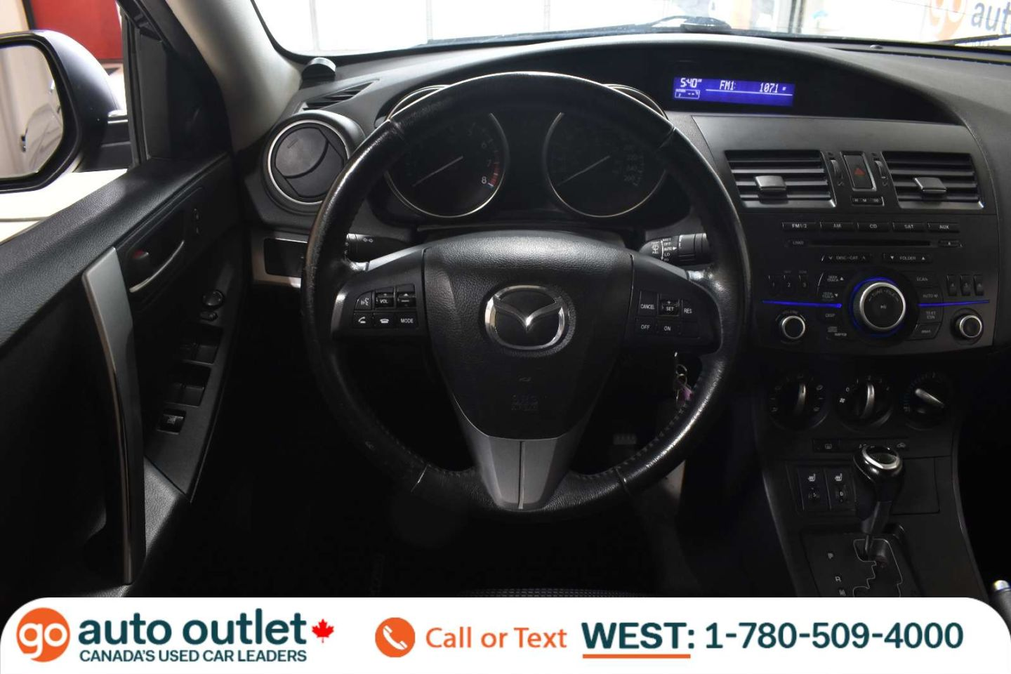 2012 Mazda Mazda3 GS-SKY for sale in Edmonton, Alberta