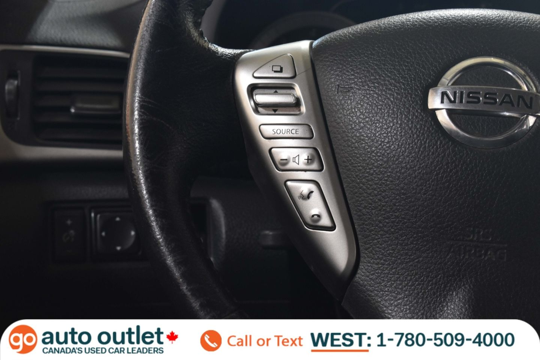 2013 Nissan Sentra SV for sale in Edmonton, Alberta