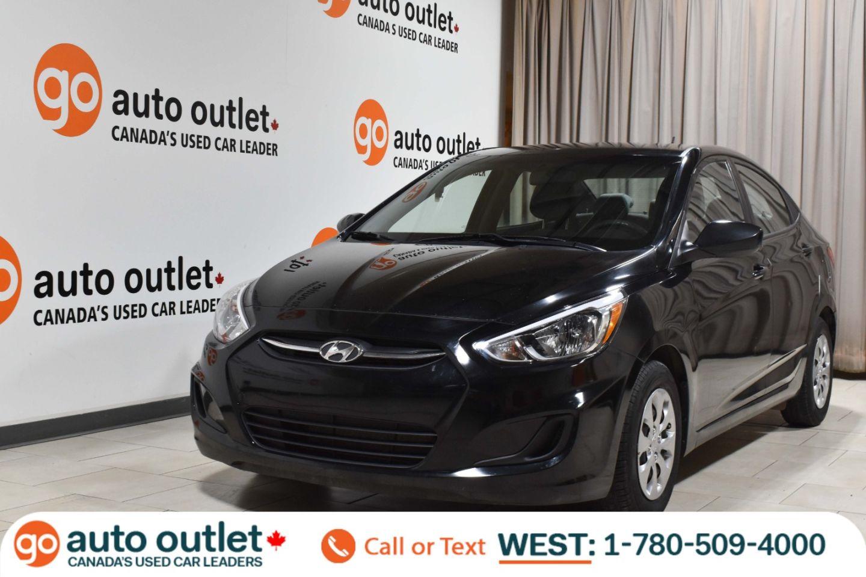 2017 Hyundai Accent GL for sale in Edmonton, Alberta