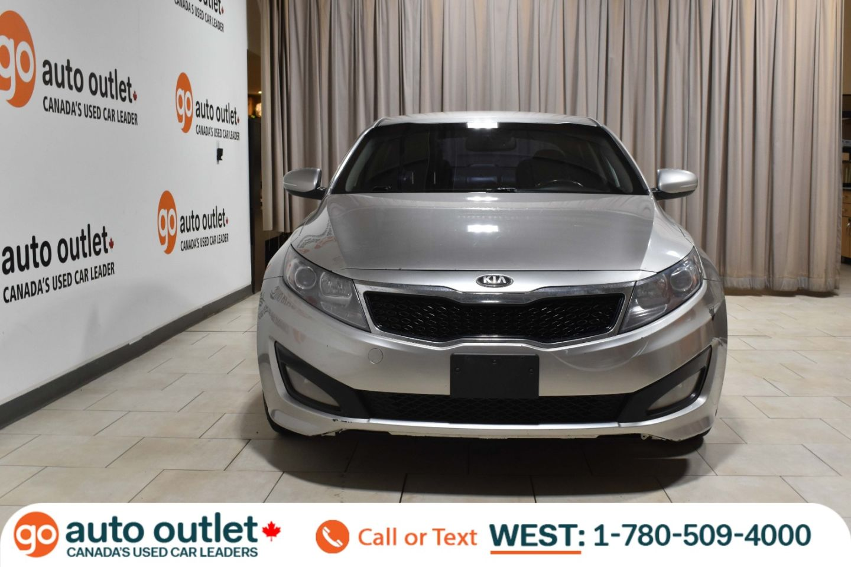 2013 Kia Optima EX for sale in Edmonton, Alberta