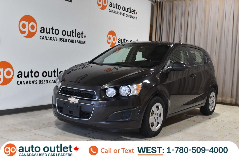 2014 Chevrolet Sonic LS for sale in Edmonton, Alberta