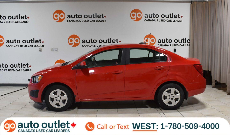 2015 Chevrolet Sonic LS for sale in Edmonton, Alberta