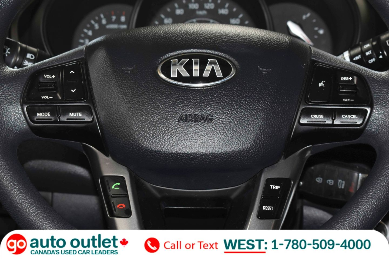 2015 Kia Rio LX for sale in Edmonton, Alberta