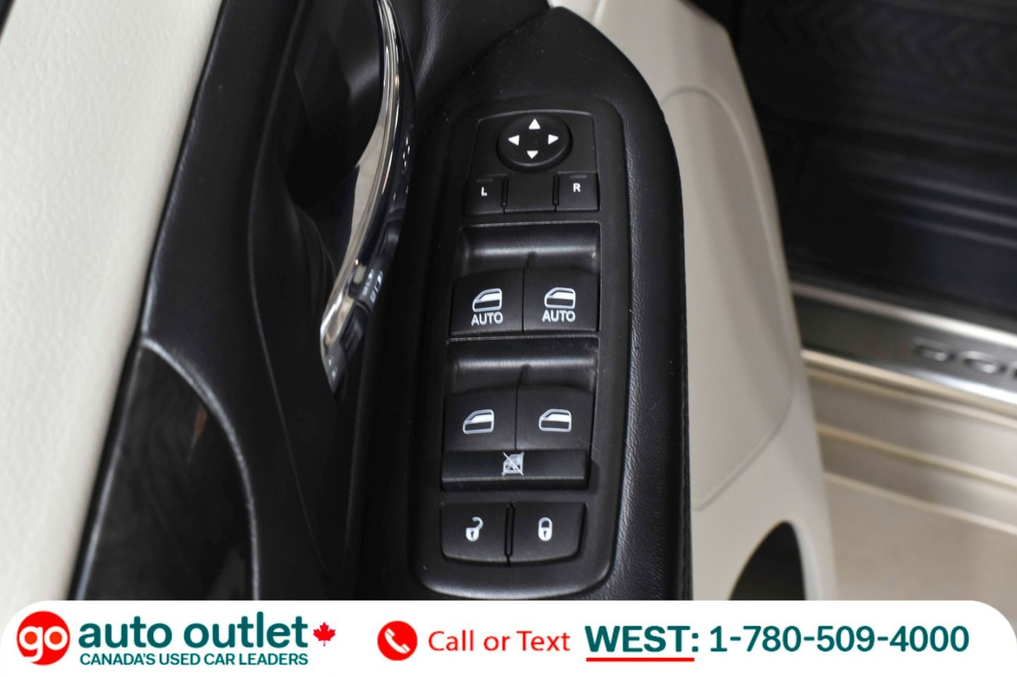 2015 Dodge Grand Caravan SXT for sale in Edmonton, Alberta