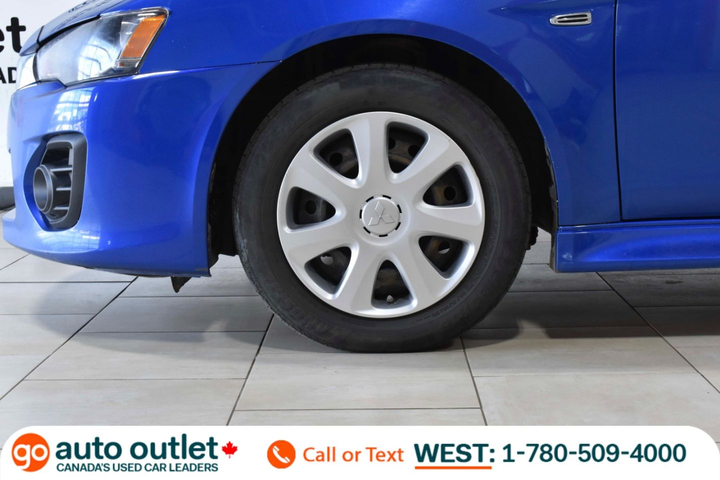 2016 Mitsubishi Lancer SE LTD for sale in Edmonton, Alberta