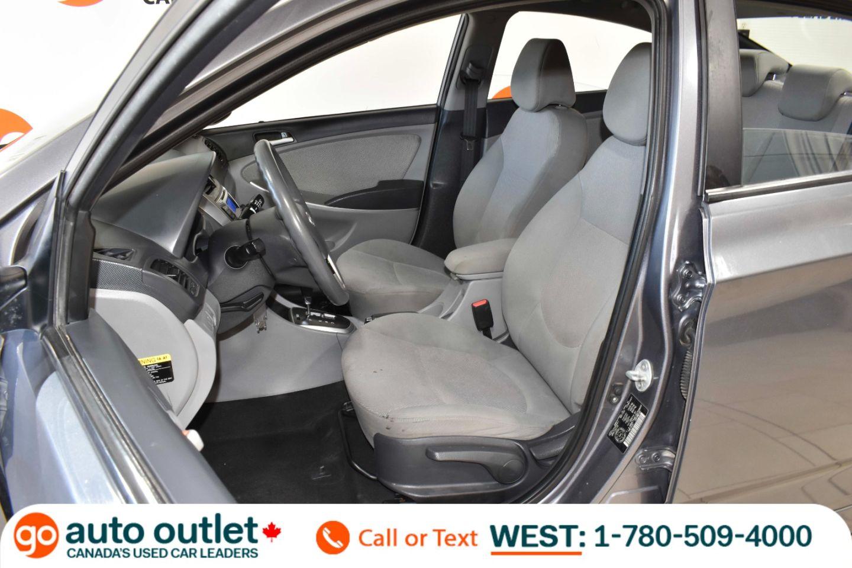 2014 Hyundai Accent GL for sale in Edmonton, Alberta