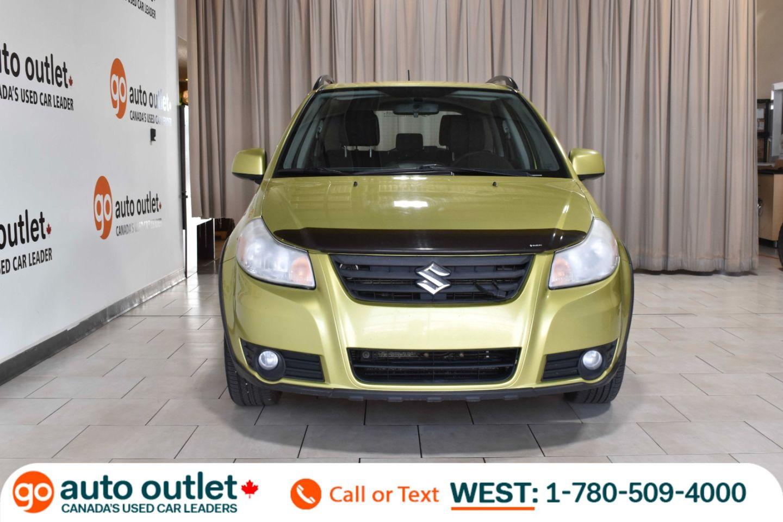 2013 Suzuki SX4 Hatchback JX for sale in Edmonton, Alberta