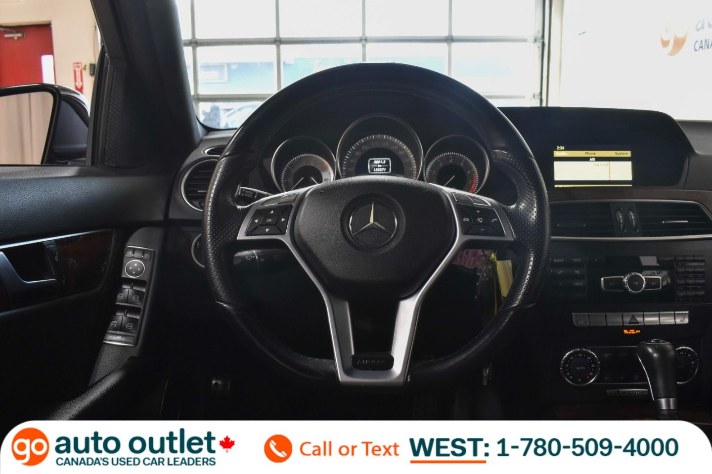2012 Mercedes-Benz C-Class C 250 for sale in Edmonton, Alberta