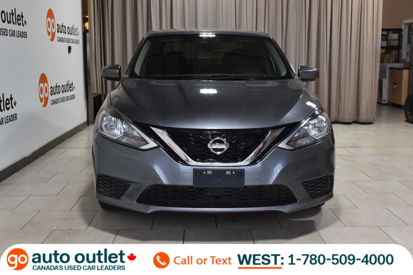 2017 Nissan Sentra SV for sale in Edmonton, Alberta