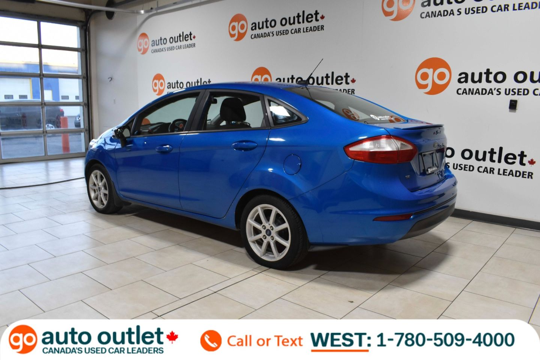 2015 Ford Fiesta SE for sale in Edmonton, Alberta