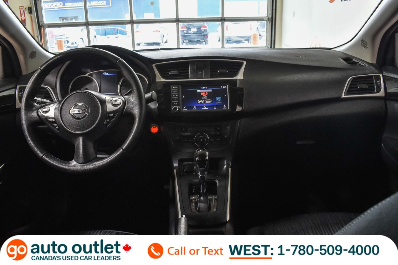 Used 2019 Nissan Sentra Sv Ww766 Edmonton Alberta Go Auto