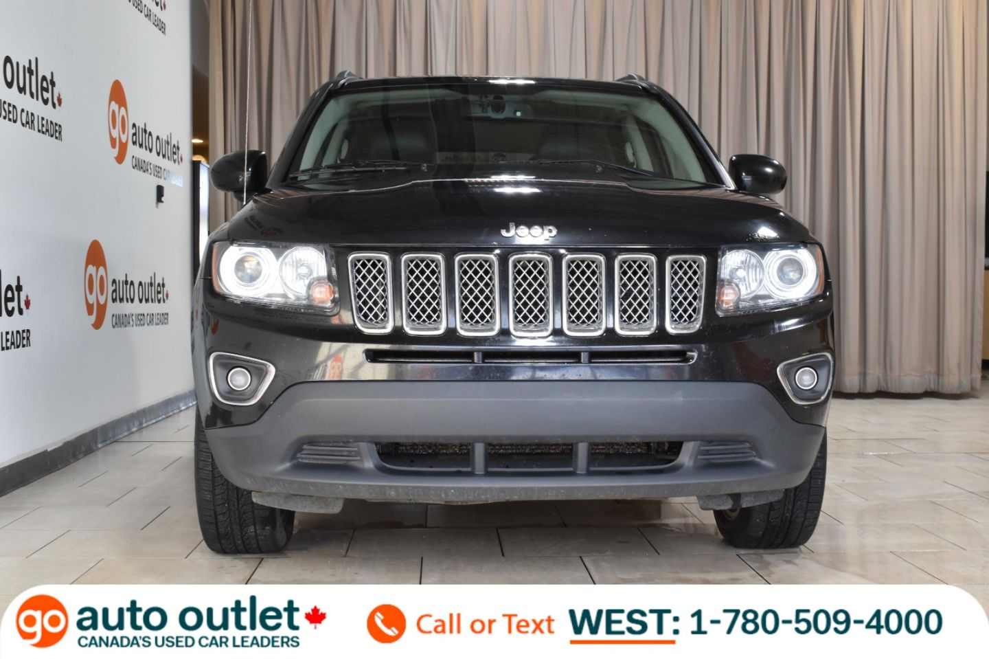 2014 Jeep Compass Limited for sale in Edmonton, Alberta