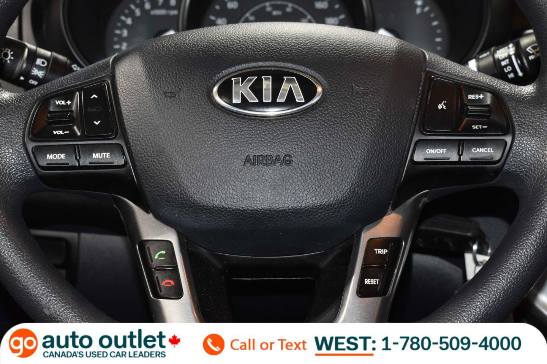 2013 Kia Rio LX for sale in Edmonton, Alberta