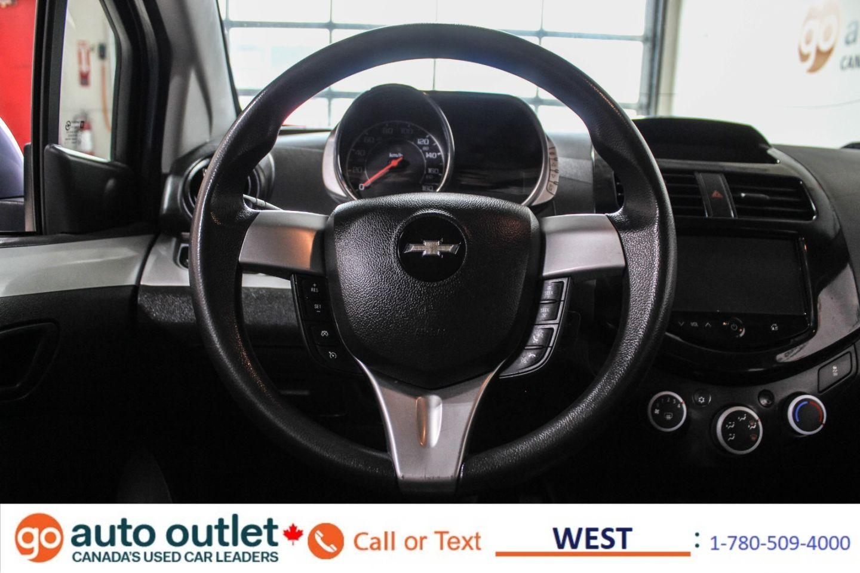2015 Chevrolet Spark LT for sale in Edmonton, Alberta