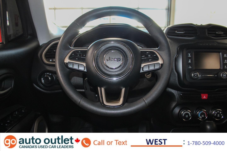 2015 Jeep Renegade Sport for sale in Edmonton, Alberta