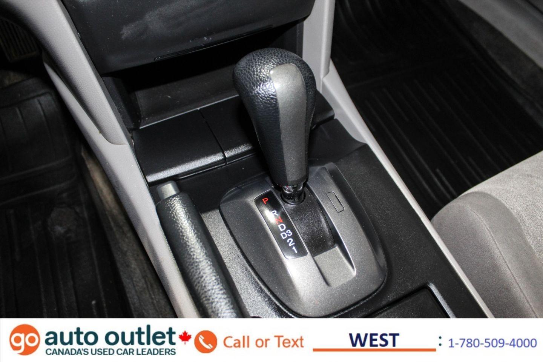 2010 Honda Accord Sedan LX for sale in Edmonton, Alberta