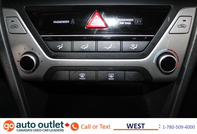 2017 Hyundai Elantra L for sale in Edmonton, Alberta