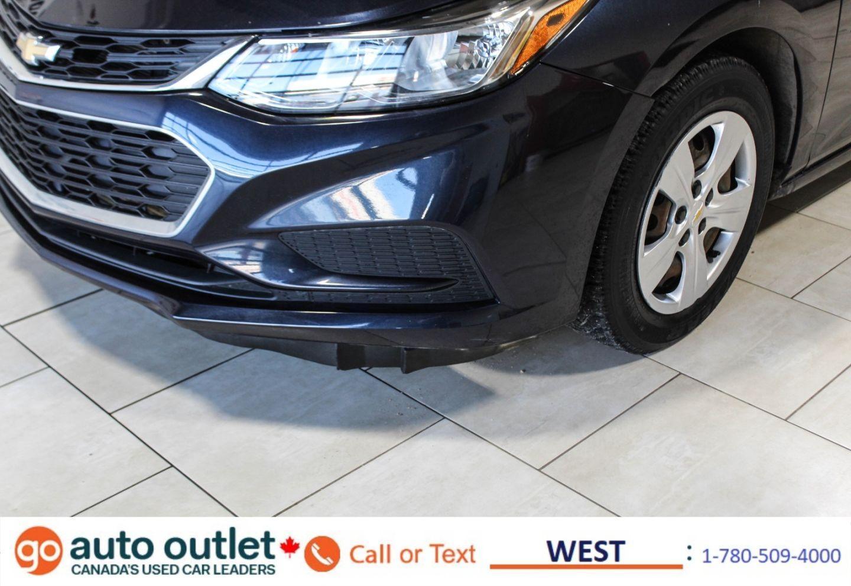 2016 Chevrolet Cruze LS for sale in Edmonton, Alberta
