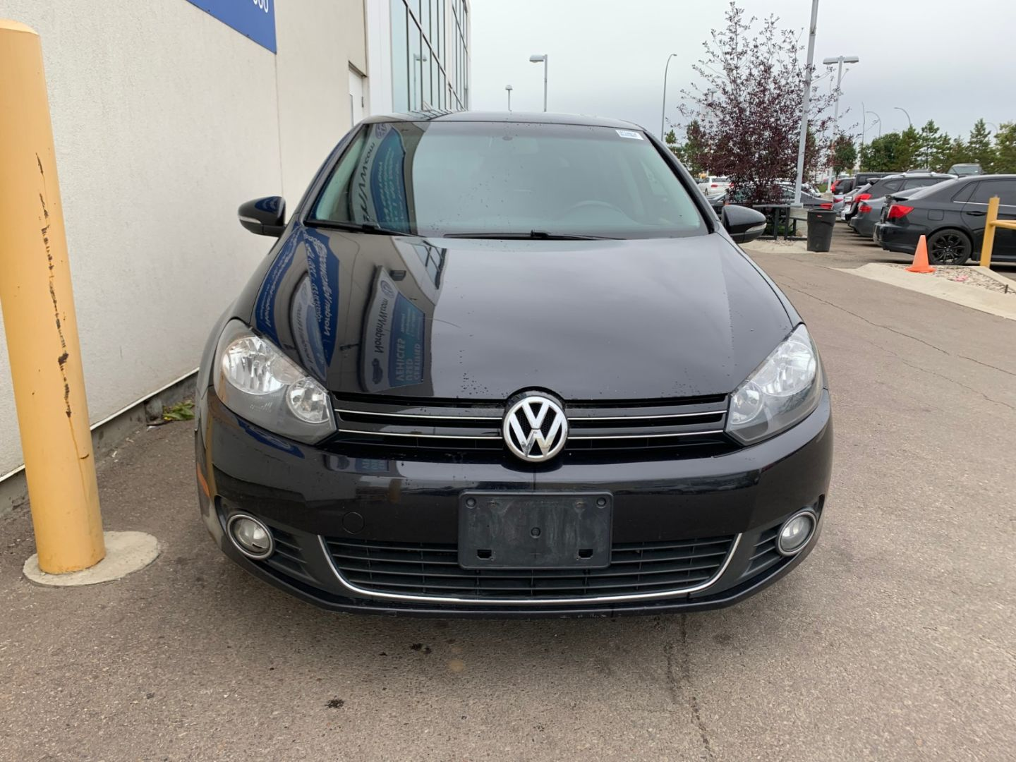 2012 Volkswagen Golf Highline for sale in Edmonton, Alberta