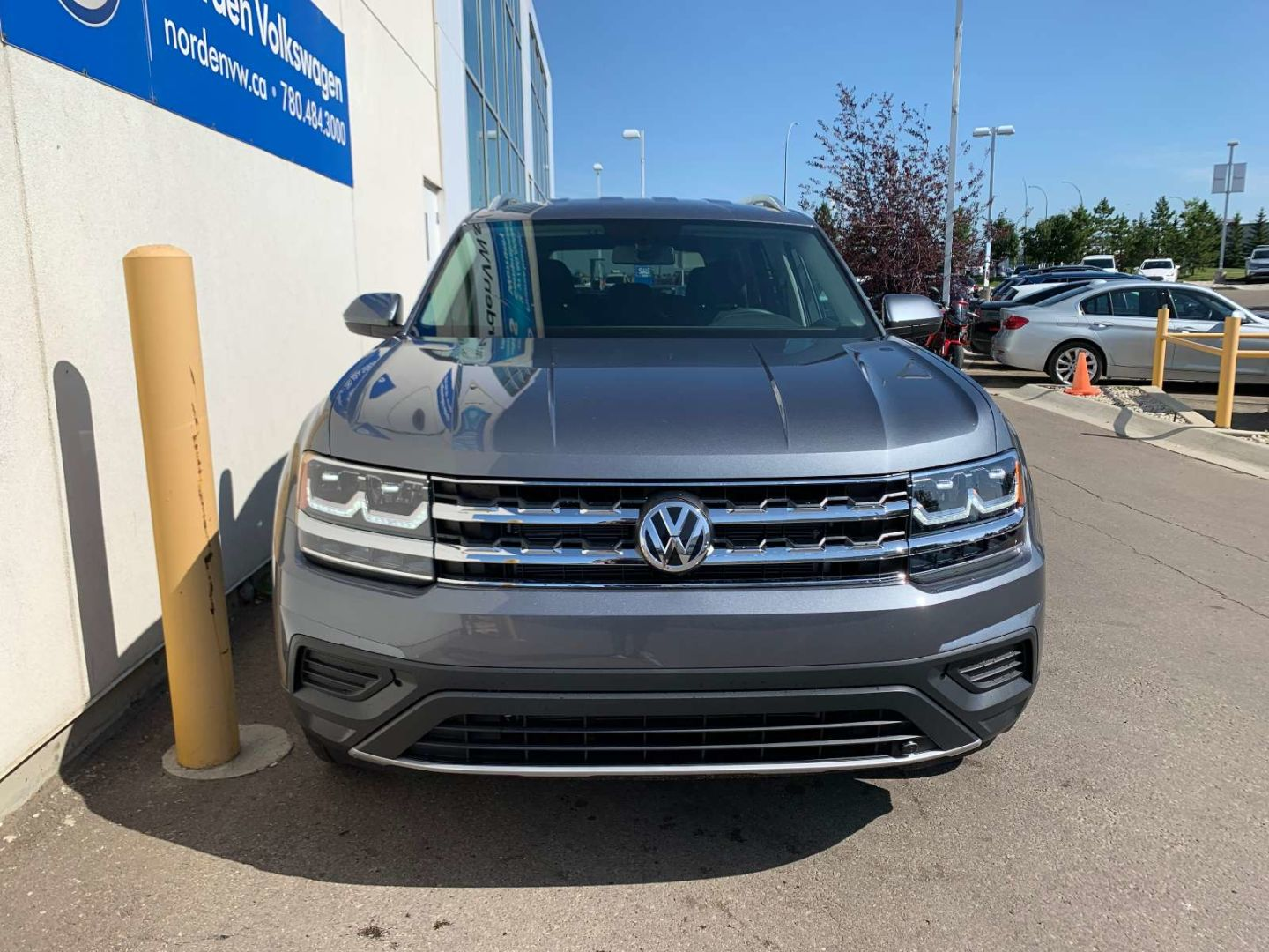 2019 Volkswagen Atlas Trendline for sale in Edmonton, Alberta