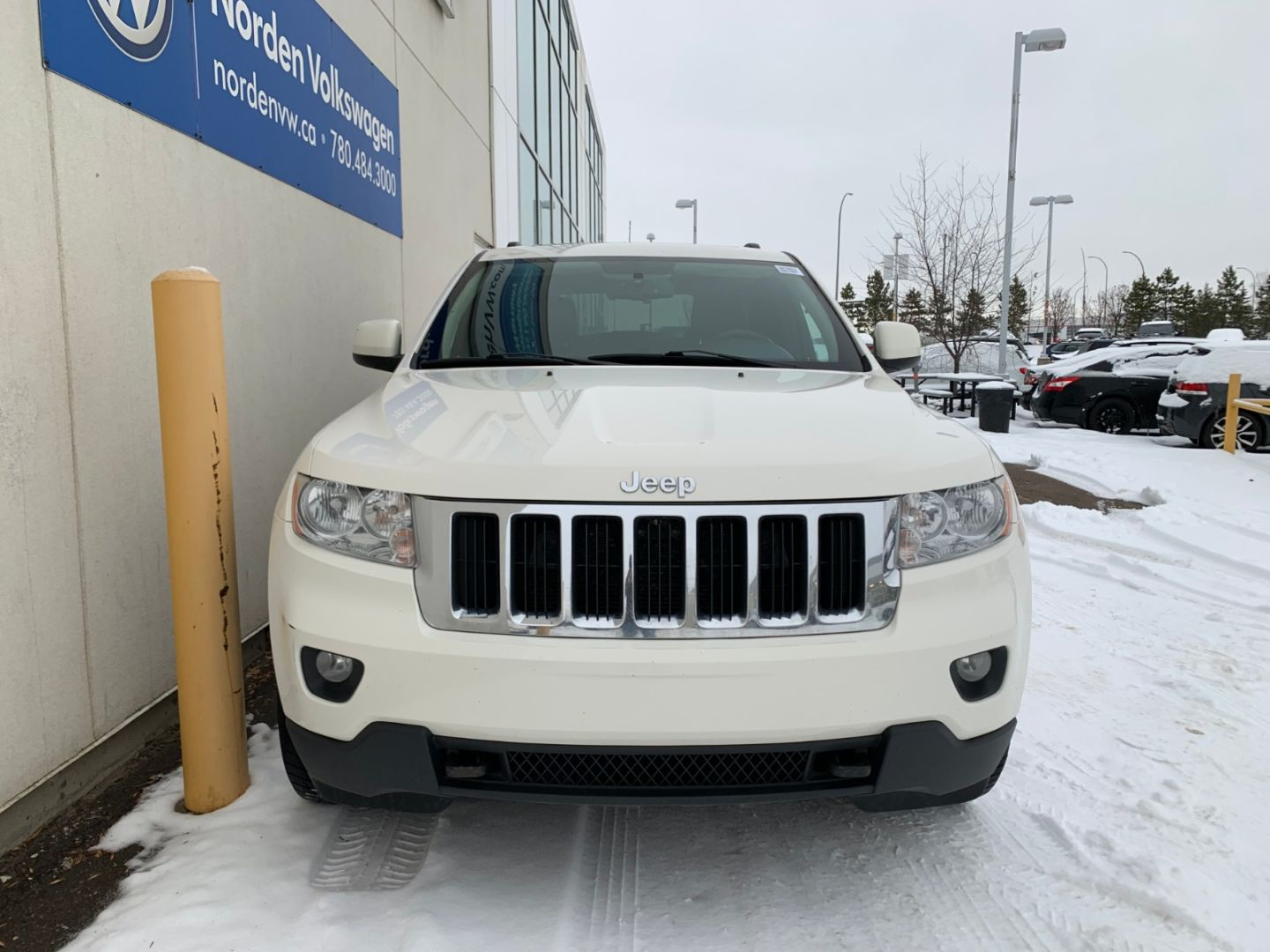 2011 Jeep Grand Cherokee Laredo for sale in Edmonton, Alberta