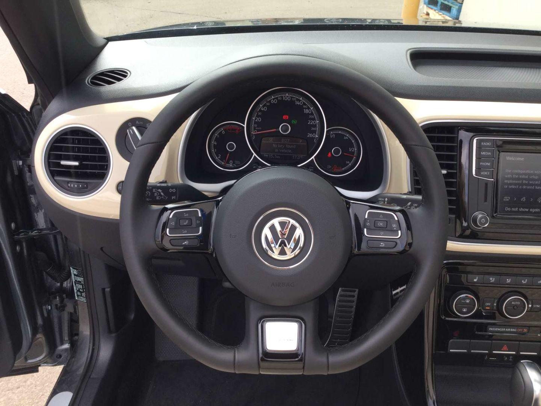 2019 Volkswagen Beetle Convertible Wolfsburg Edition for sale in Edmonton, Alberta