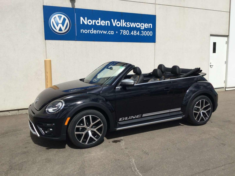 2019 Volkswagen Beetle Convertible Dune for sale in Edmonton, Alberta