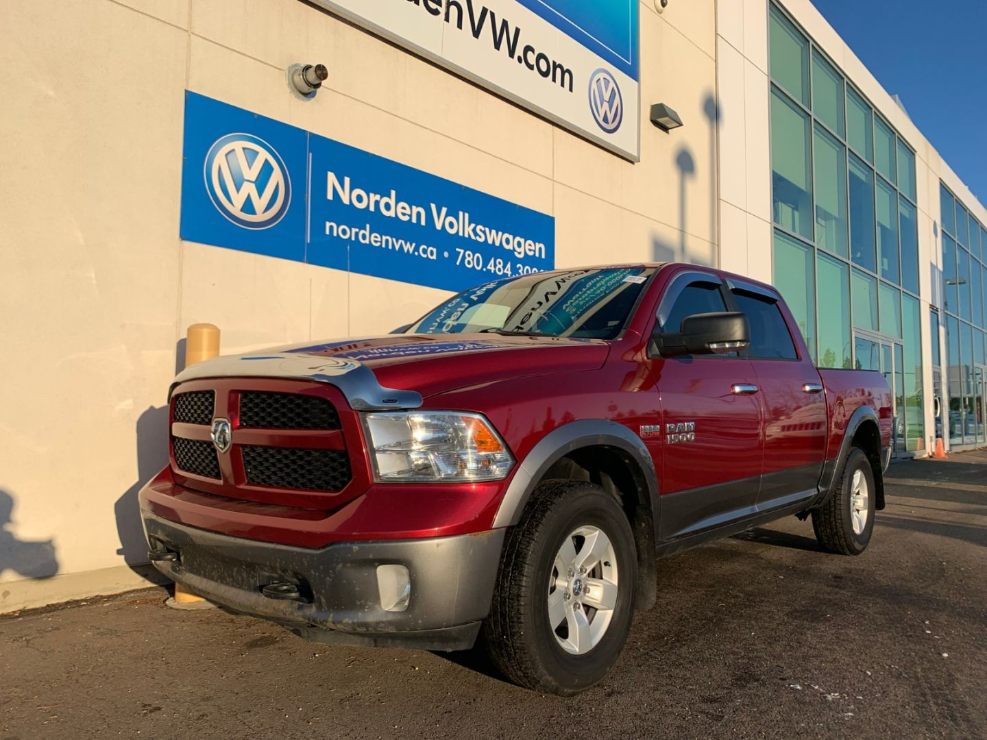 2013 Ram 1500 Outdoorsman for sale in Edmonton, Alberta