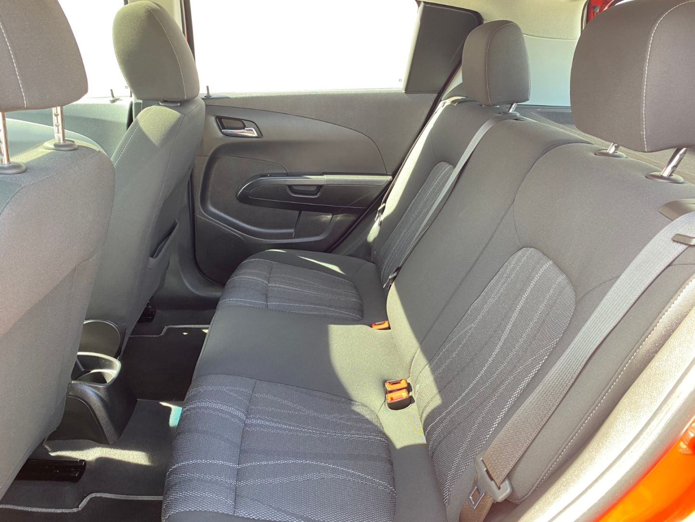 2012 Chevrolet Sonic LT for sale in Edmonton, Alberta