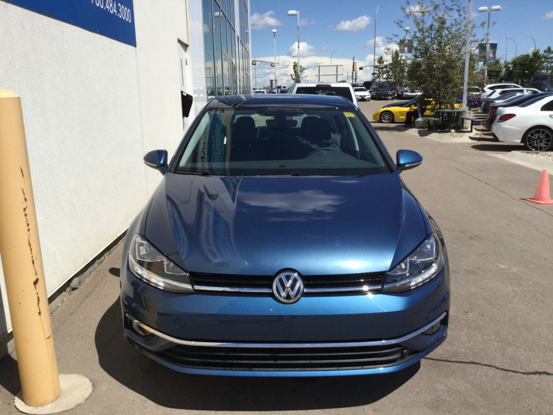 2019 Volkswagen Golf Highline for sale in Edmonton, Alberta