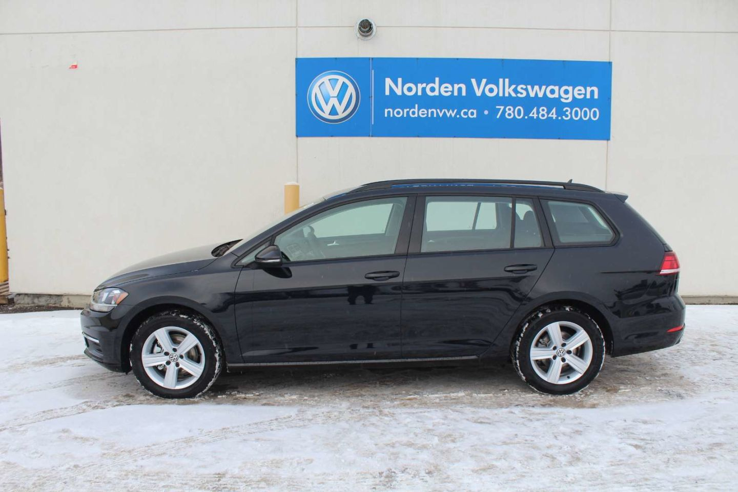 2019 Volkswagen Golf SportWagen Comfortline for sale in Edmonton, Alberta