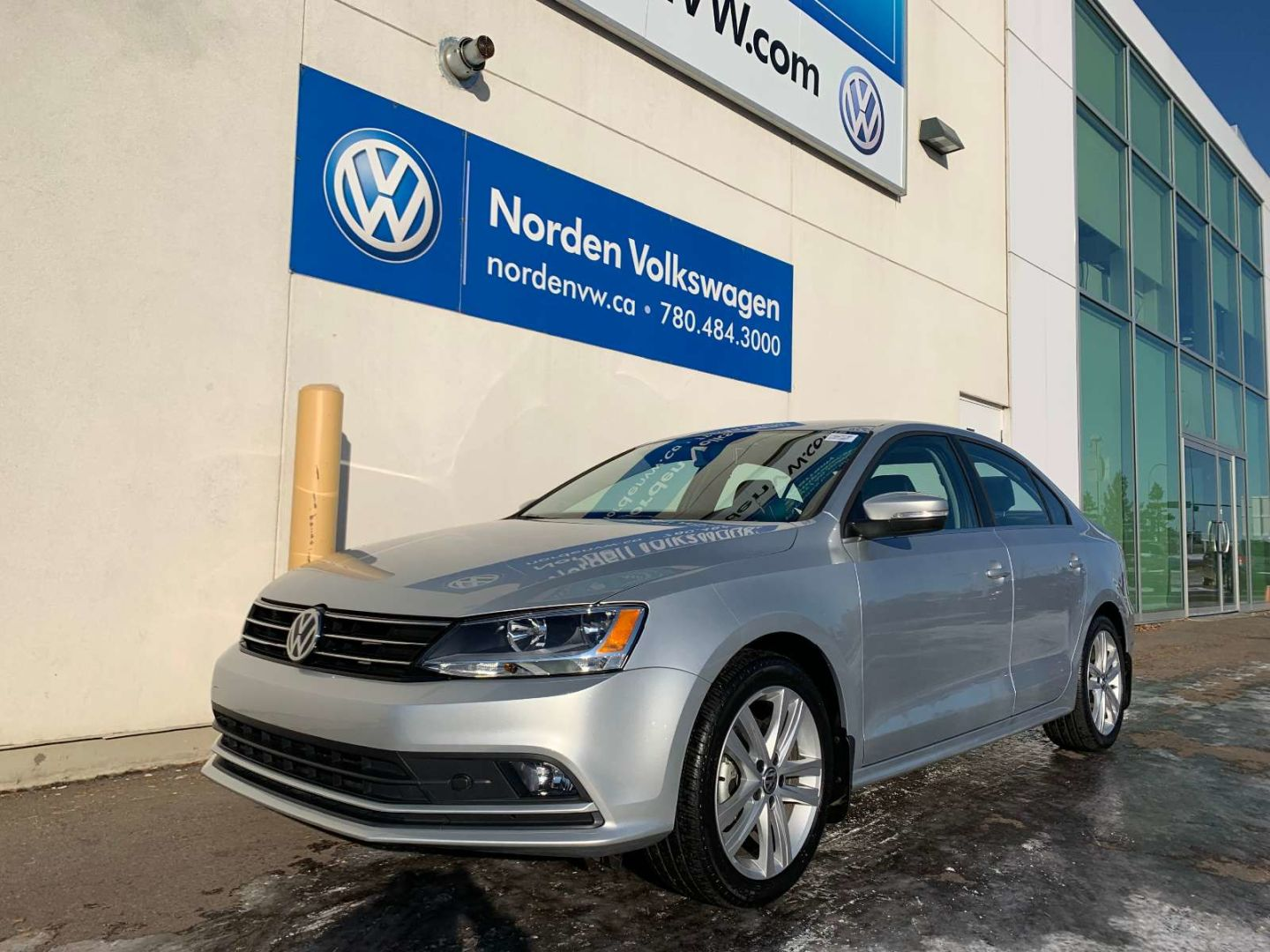2015 Volkswagen Jetta Sedan Highline for sale in Edmonton, Alberta