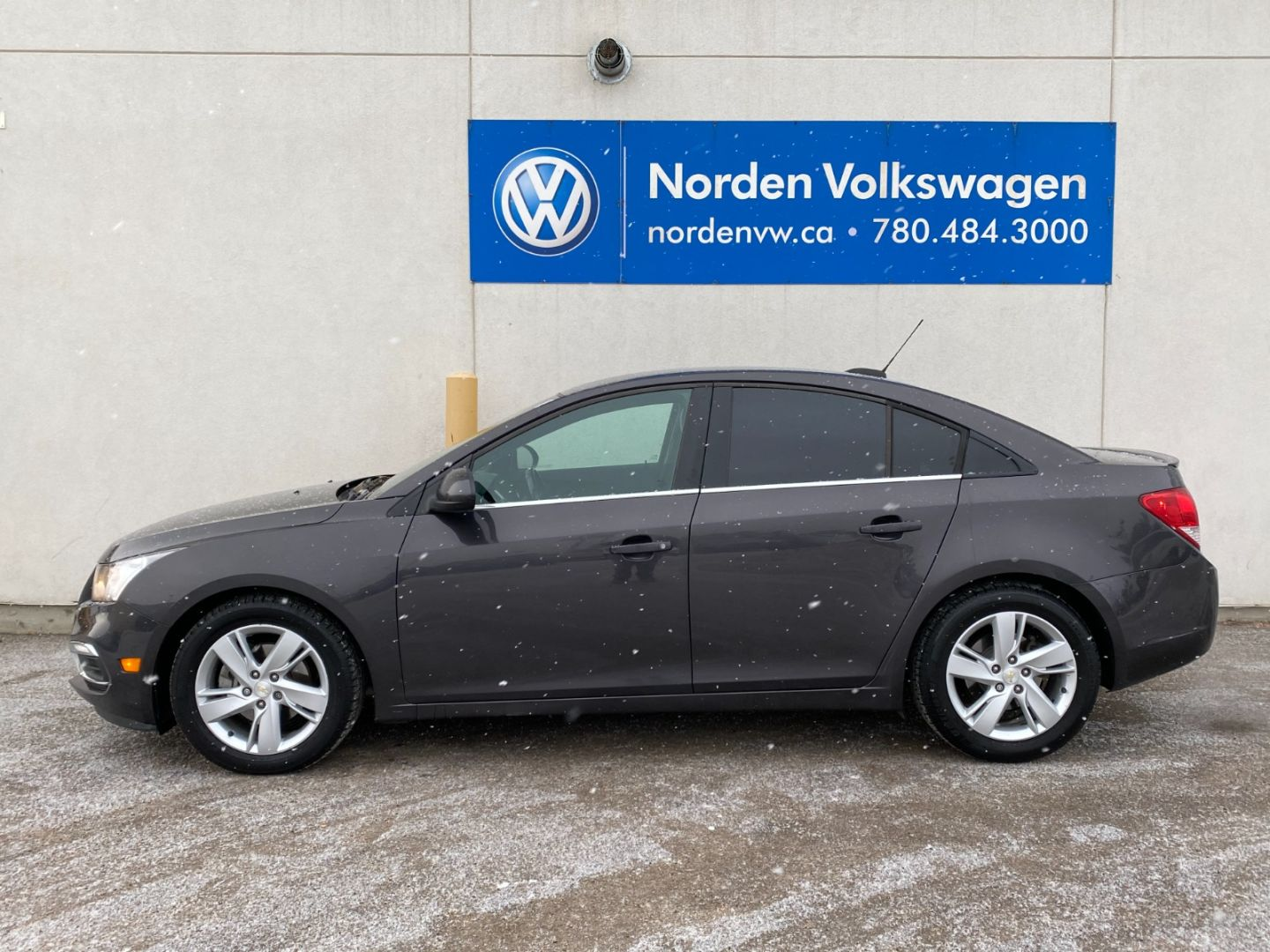 2015 Chevrolet Cruze Diesel for sale in Edmonton, Alberta