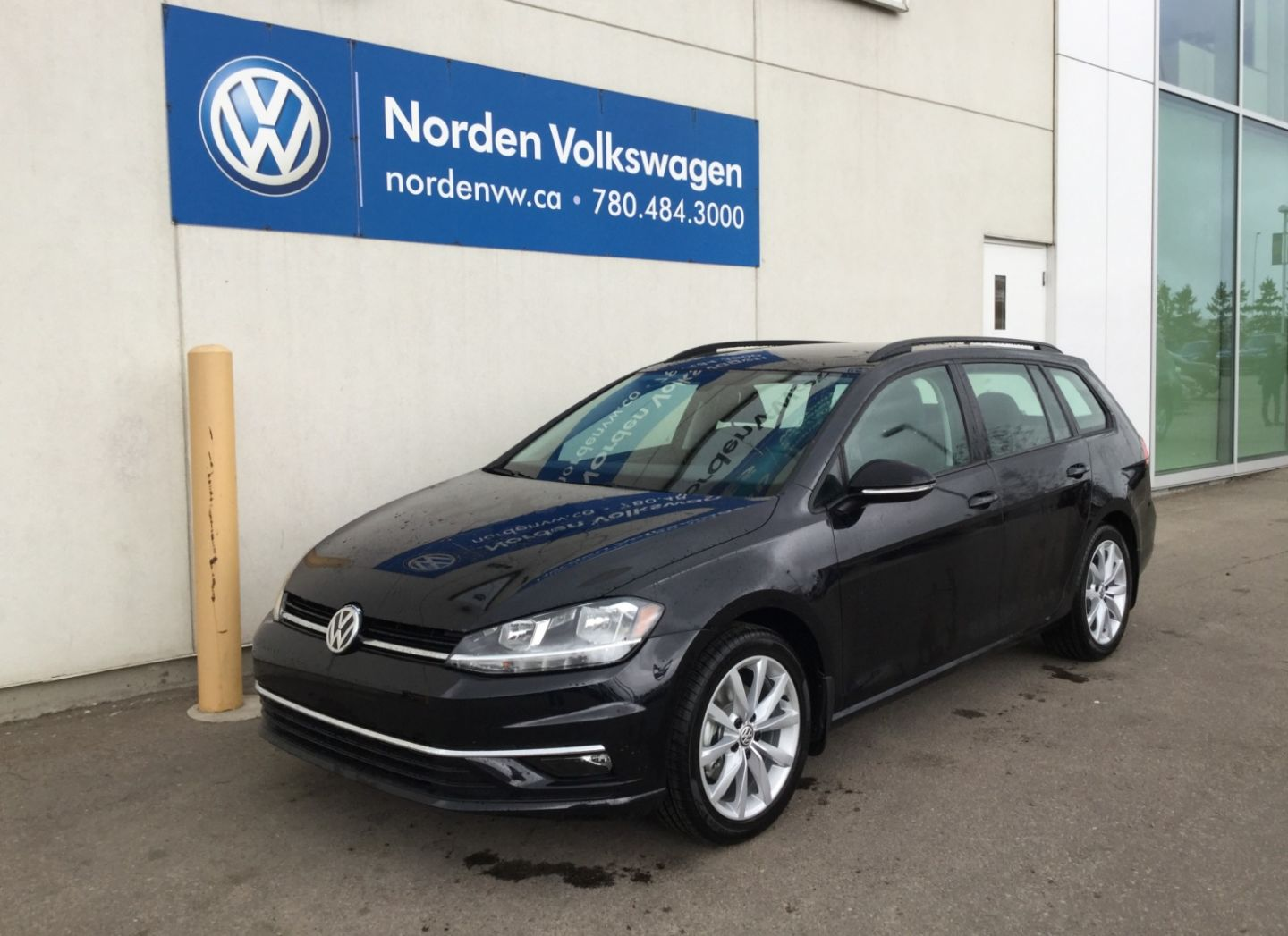 2019 Volkswagen Golf SportWagen Highline for sale in Edmonton, Alberta