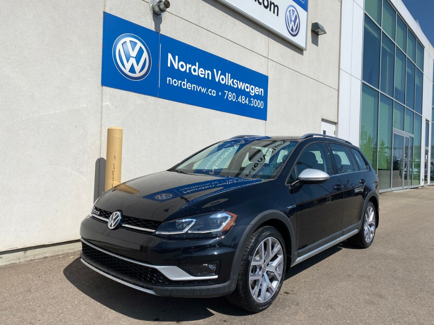 2019 Volkswagen Golf Alltrack Execline for sale in Edmonton, Alberta