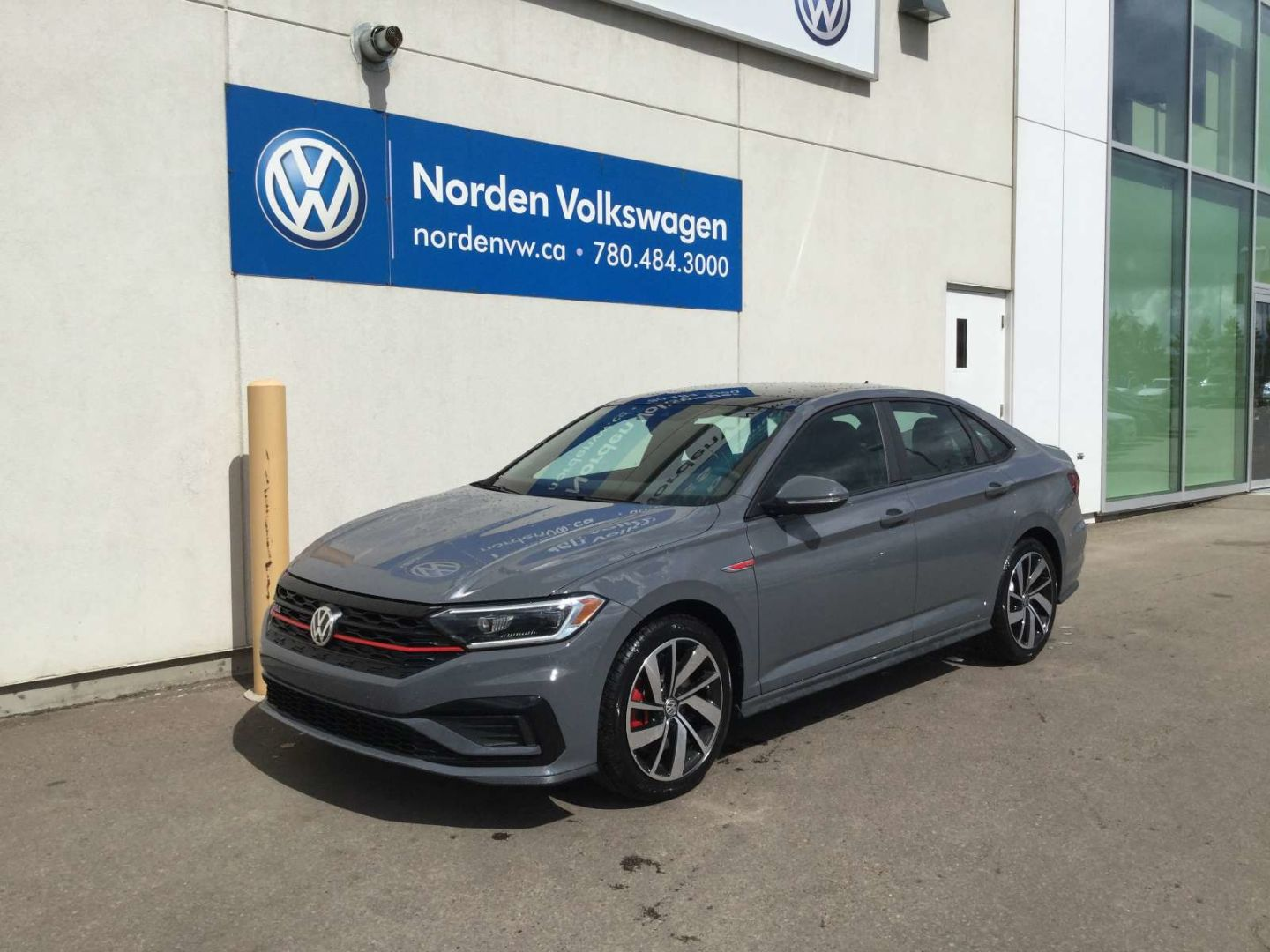 2019 Volkswagen Jetta GLI for sale in Edmonton, Alberta