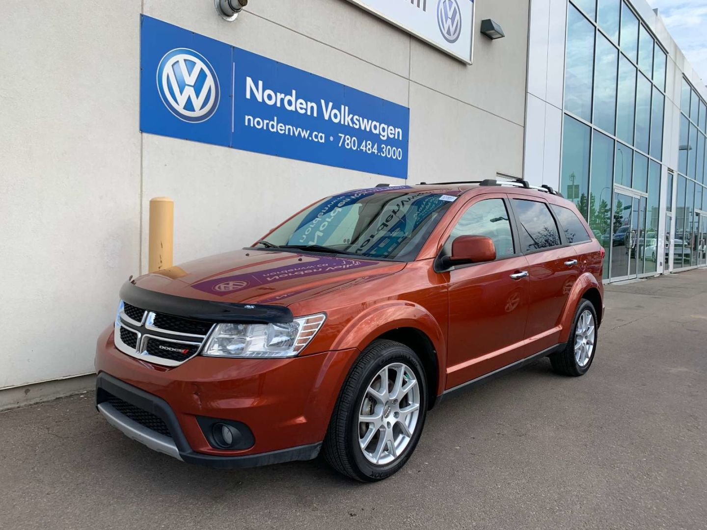 2014 Dodge Journey R/T for sale in Edmonton, Alberta